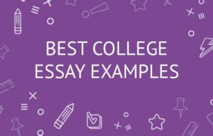 College cover pages for essays